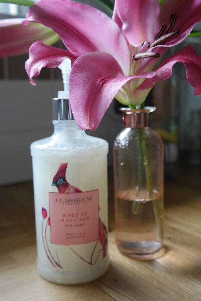 GLASSHOUSE HANDWASH