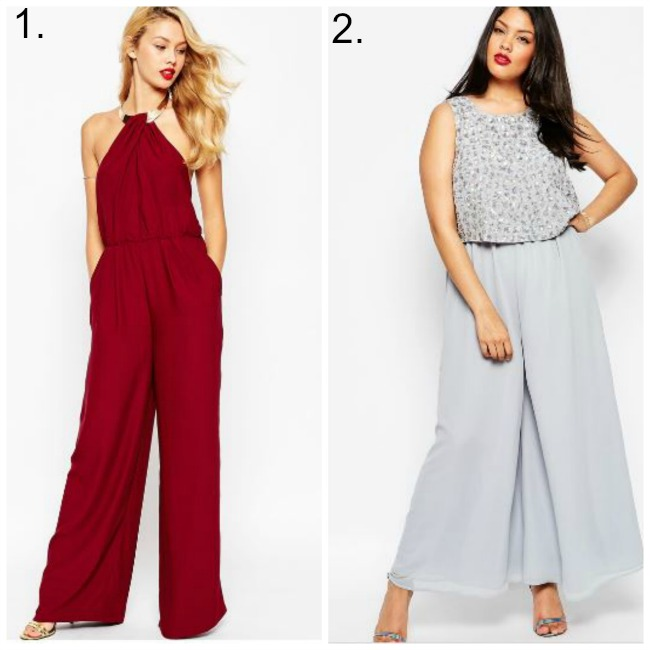 ASOS jumpsuit Collage