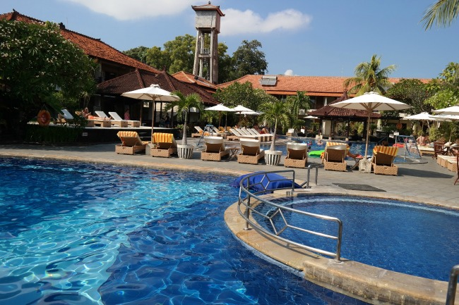 KUTA BEACH CLUB RESORT