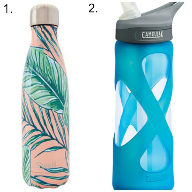 Stylish Reusable Water Bottles Styling Curvy