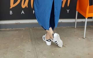 HOW I WORE IT- TRACKIES