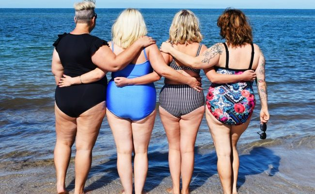 HOW TO BECOME A BODY CONFIDENT BEACH BABE