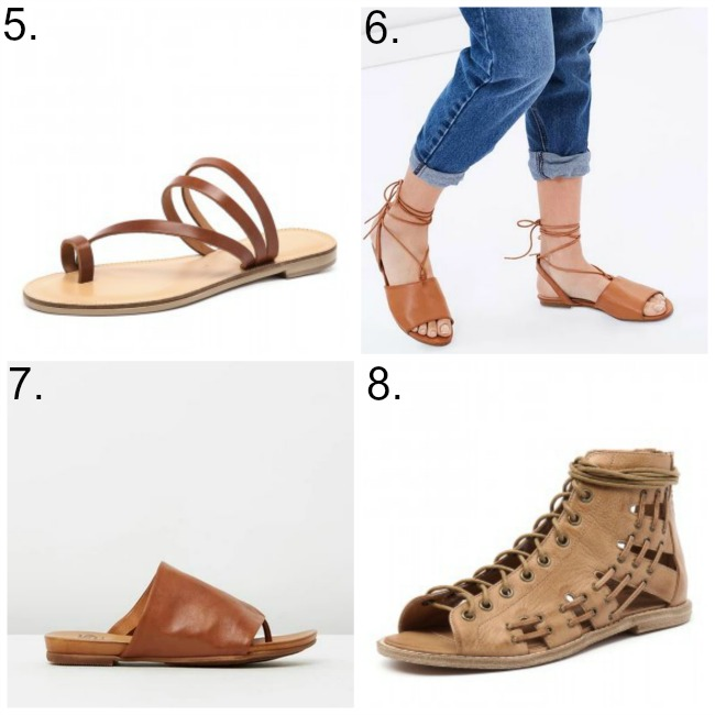 top tan sandal picks