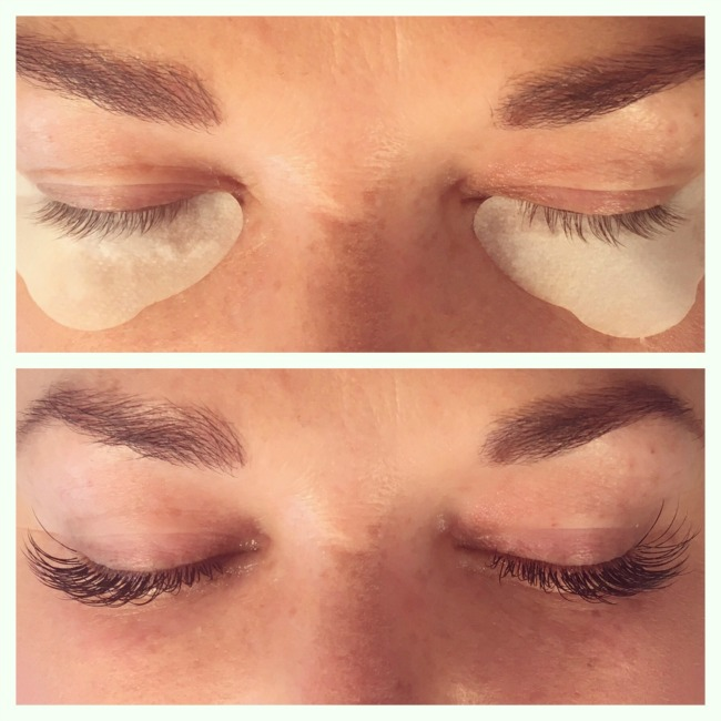 styling curvy lash extensions