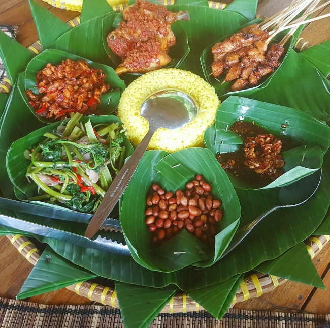 styling curvy bali cooking class