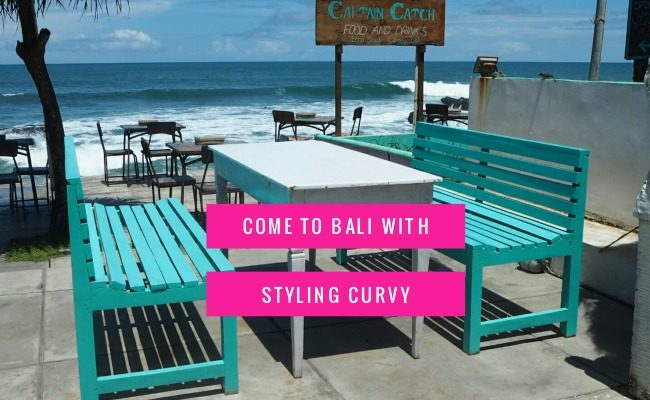 JOIN STYLING CURVY ON TOUR – BALI 2017