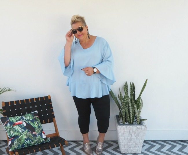 styling curvy breaking the style rules