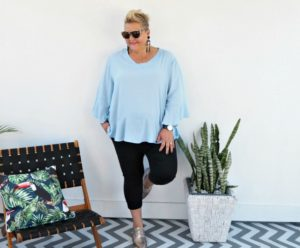 styling curvy break the style rules