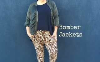 ALL ABOUT THE BOMBER JACKET