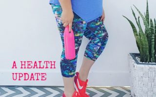 BIG AND SMALL CHANGES – a health update