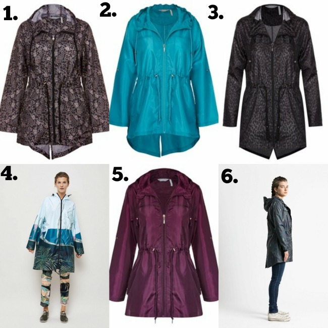 spray jackets plus size