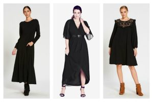 Black Dress Plus Size