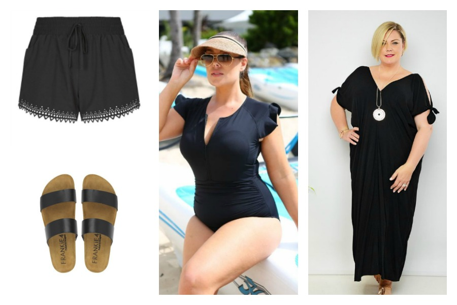 Black Basics for Curvy Girls