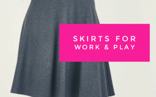 WORK SKIRTS FOR OFFICE AND PLAY
