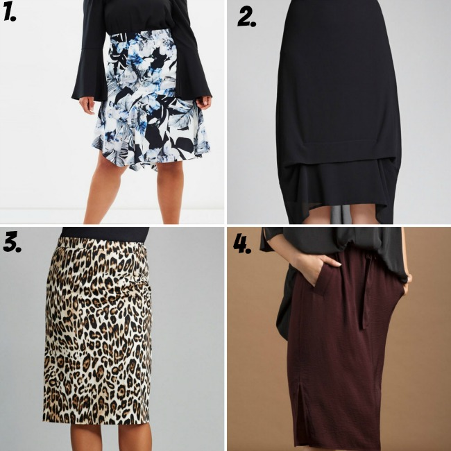 skirts for work and play