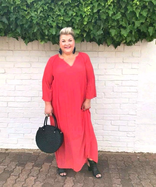 weekly wrap up styling curvy