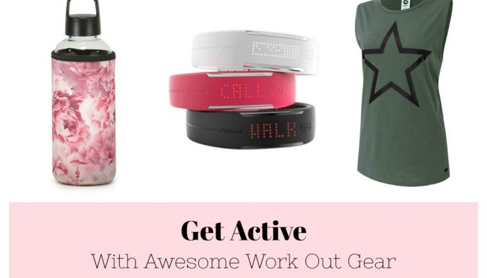 GET ACTIVE,awesome workout gear and more