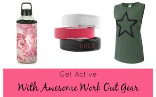 GET ACTIVE awesome workout gear and more