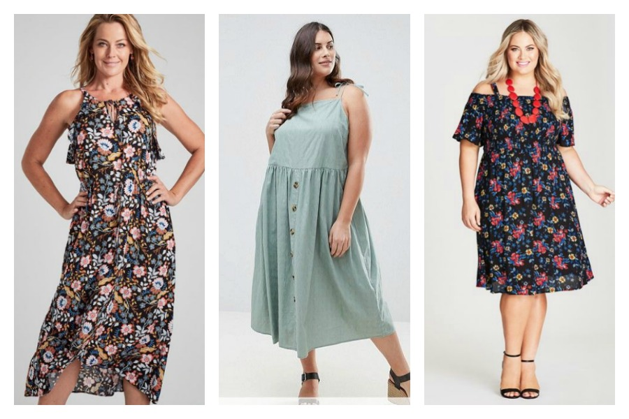 Budget Plus Size Clothing Australia