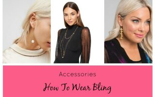 ACCESSORIES How to Wear Bling