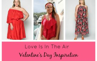 LOVE IS IN THE AIR Valentine's Day Inspiration