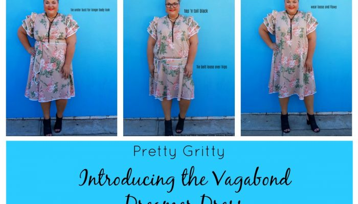 PRETTY GRITTY introducing Vagabond Dreamer Dress