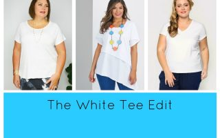 THE WHITE TEE EDIT
