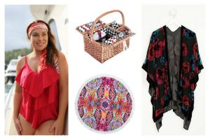 Red Style Inspiration Curvy Girls