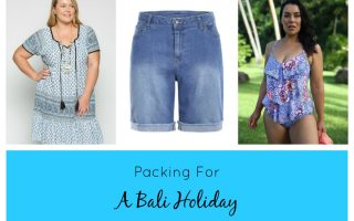 PACKING FOR A BALI HOLIDAY