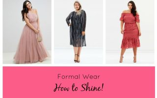 FORMAL WEAR, how to shine!