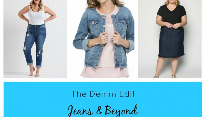 Plus Size Denim australia
