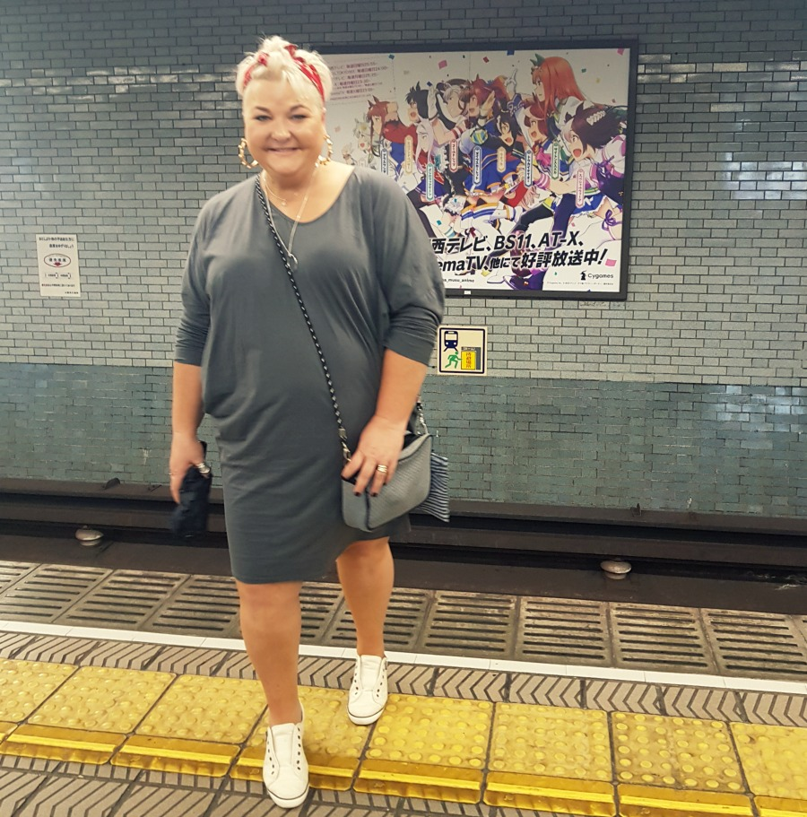 subway japan- styling curvy