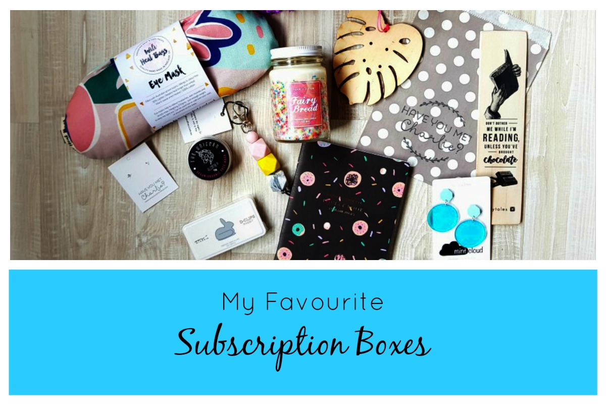 Subscription Boxes Online Australia