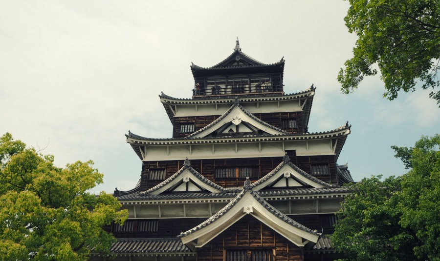 kyoto castle by styling curvy