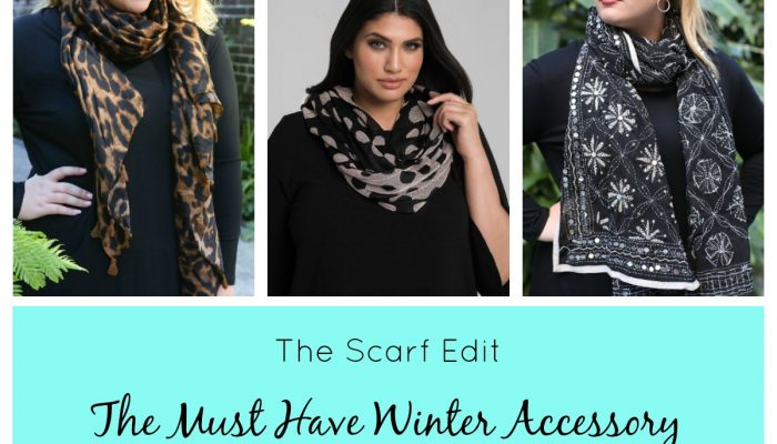 The Scarf Edit – The Must Have Winter Accessory