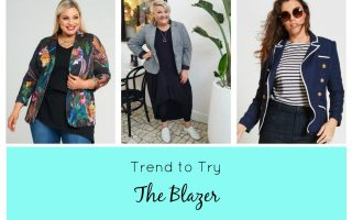 Trend to Try – The Blazer