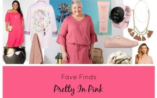 FAVE FINDS Pretty In Pink