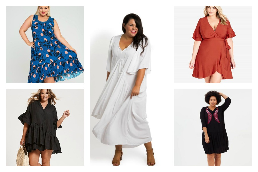 Summer Dresses Plus Size