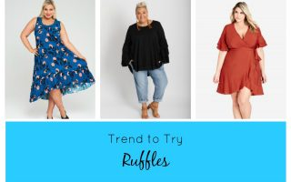 Trend to Try – Ruffles