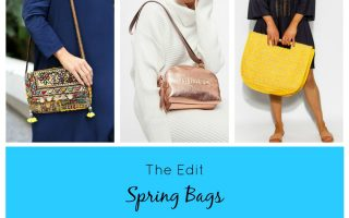 THE SPRING BAG EDIT