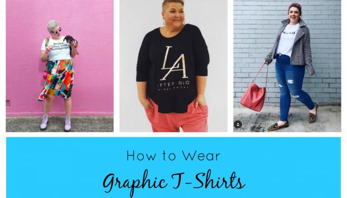 How to Wear…. Graphic Tees