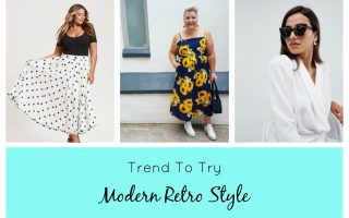 Trend to Try… Modern Retro Style