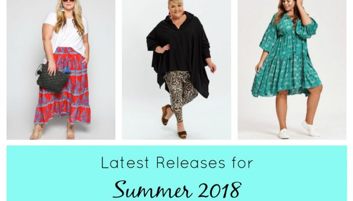 Latest Releases for Summer 2018