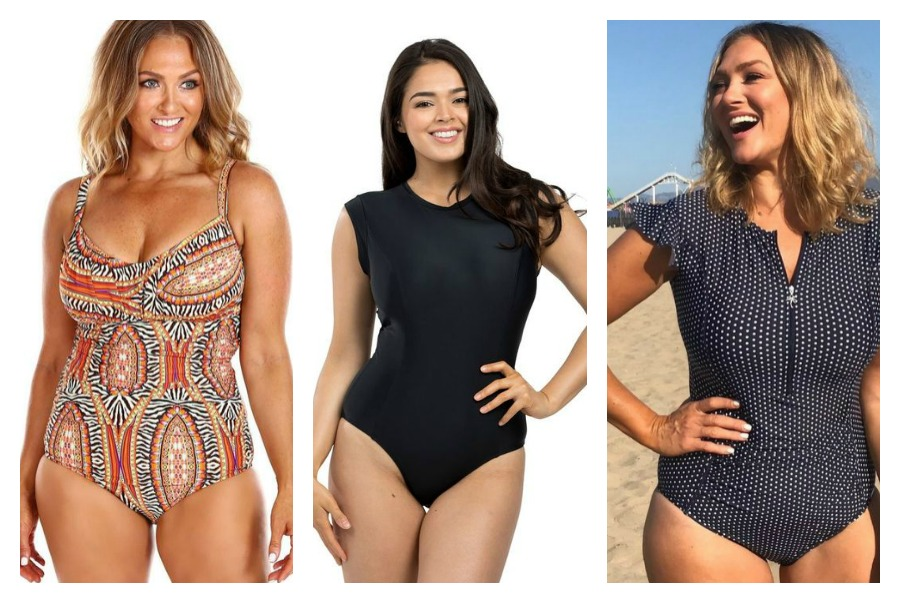 Plus Size Bathers
