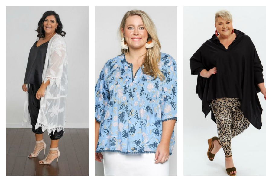 Party plus Size Tops