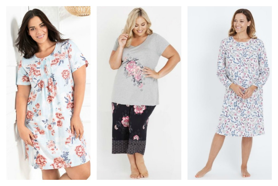 Pyjamas for plus size
