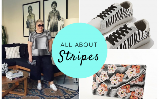 Stripes in clothing and homewares in australia