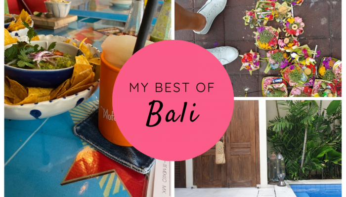 My Best of Bali