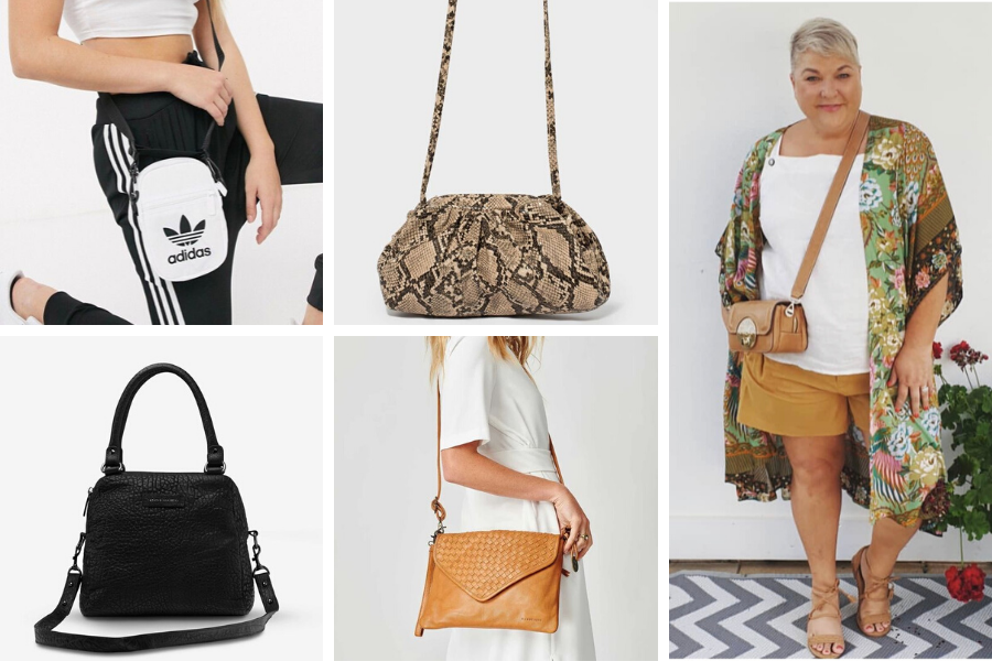 Cross Body Bags by Styling Curvy