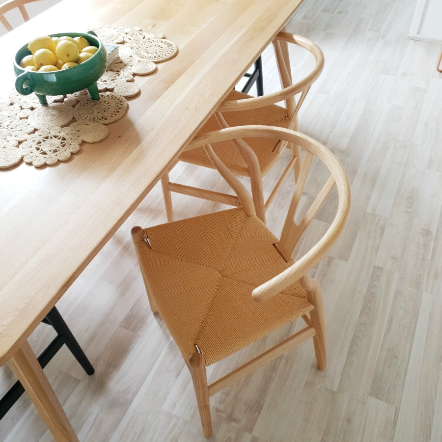 Matt Blatt dining chairs